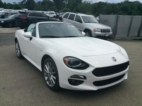 2017 FIAT 124 Spider for sale in Irwin, PA