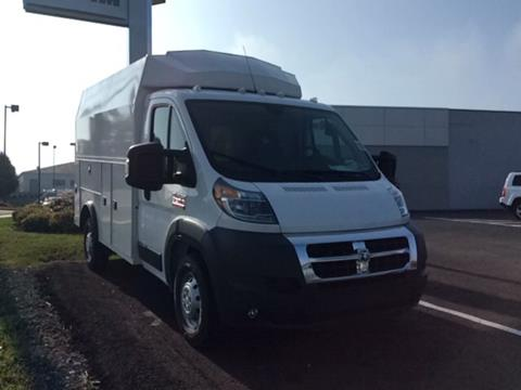2017 RAM ProMaster Cutaway Chassis for sale in Irwin, PA