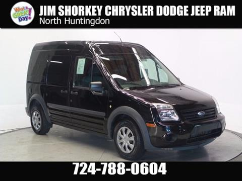 2012 Ford Transit Connect for sale in Irwin, PA