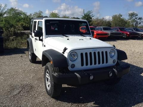 2017 Jeep Wrangler Unlimited for sale in Irwin, PA