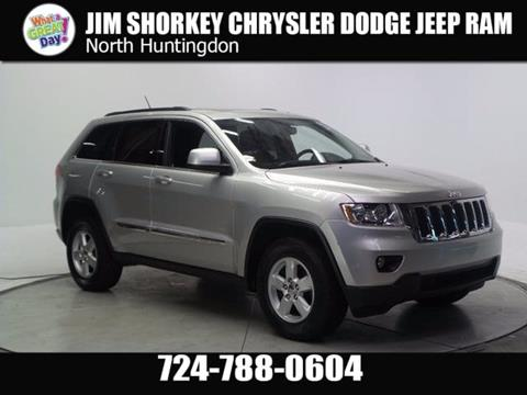 2012 Jeep Grand Cherokee for sale in Irwin, PA