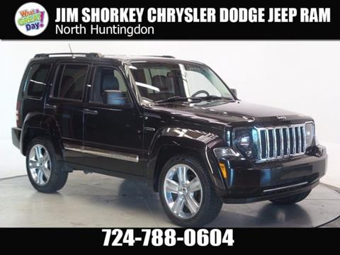 2012 Jeep Liberty for sale in Irwin, PA