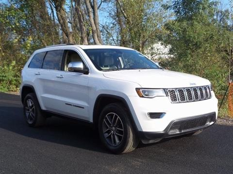 2017 Jeep Grand Cherokee for sale in Irwin, PA