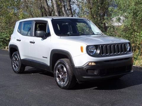 2015 Jeep Renegade for sale in Irwin, PA