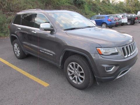 2014 Jeep Grand Cherokee for sale in Irwin, PA