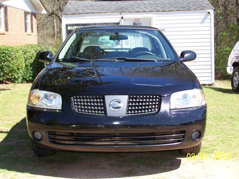 2006 Nissan Sentra for sale at Bushs Auto Sales in Williamston SC