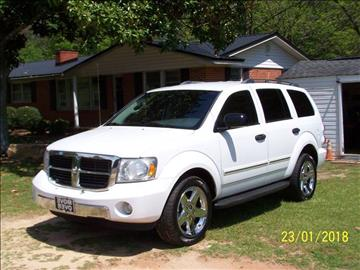 2007 Dodge Durango for sale at Bushs Auto Sales in Williamston SC