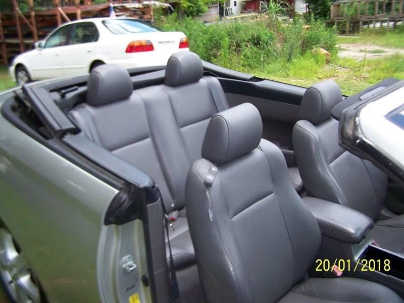 2005 Toyota Camry Solara for sale at Bushs Auto Sales in Williamston SC