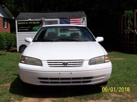 1998 Toyota Camry for sale at Bushs Auto Sales in Williamston SC