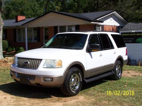 2003 Ford Expedition for sale in Williamston, SC