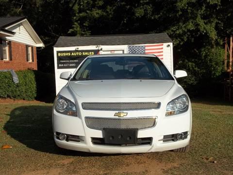 2012 Chevrolet Malibu for sale in Williamston, SC