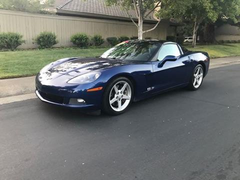 2005 Chevrolet Corvette for sale in Fair Oaks, CA