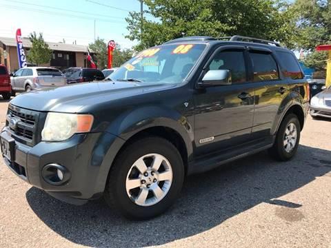 2008 Ford Escape for sale in Albuquerque, NM