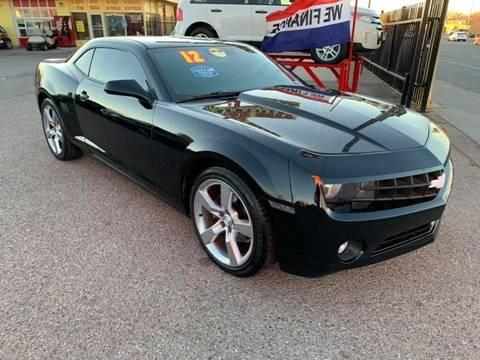 2012 Chevrolet Camaro for sale in Albuquerque, NM