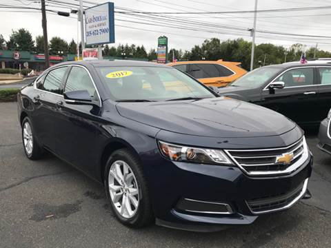 2017 Chevrolet Impala for sale in Warminster, PA
