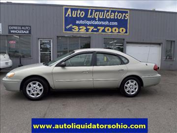 2007 Ford Taurus for sale in North Ridgeville, OH