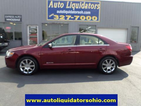 2006 Lincoln Zephyr for sale in North Ridgeville, OH