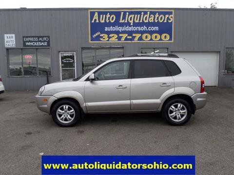 2006 Hyundai Tucson for sale in North Ridgeville, OH