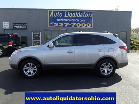 2007 Hyundai Veracruz for sale in North Ridgeville, OH