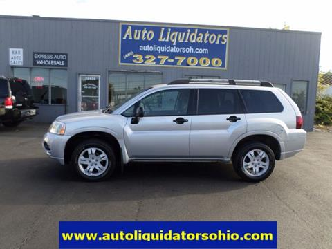 2008 Mitsubishi Endeavor for sale in North Ridgeville, OH