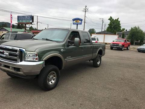 2003 Ford F-350 Super Duty for sale in Roseburg, OR