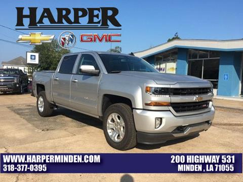 2017 Chevrolet Silverado 1500 for sale in Minden, LA