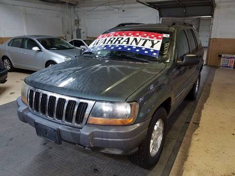 2002 Jeep Grand Cherokee For Sale  Carsforsalecom