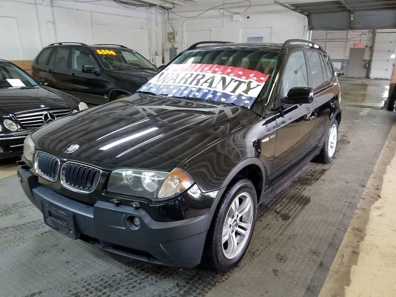 2005 BMW X3 3.0i In Glenview IL - EDI Auto Sales