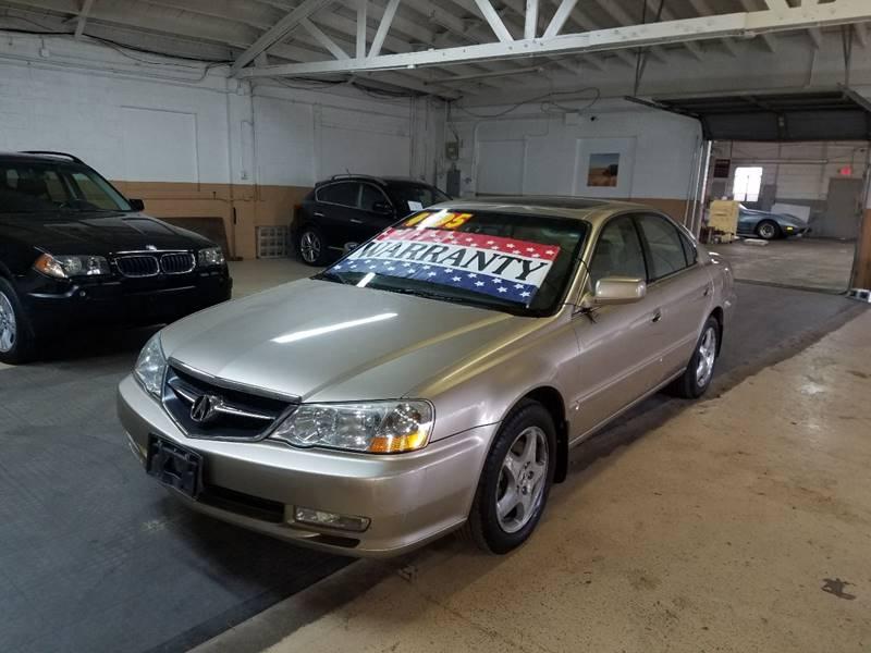 2003 Acura TL for sale at EDI Auto Sales in Glenview IL