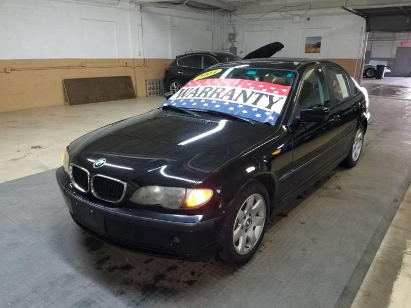 2004 BMW 3 Series for sale at EDI Auto Sales in Glenview IL