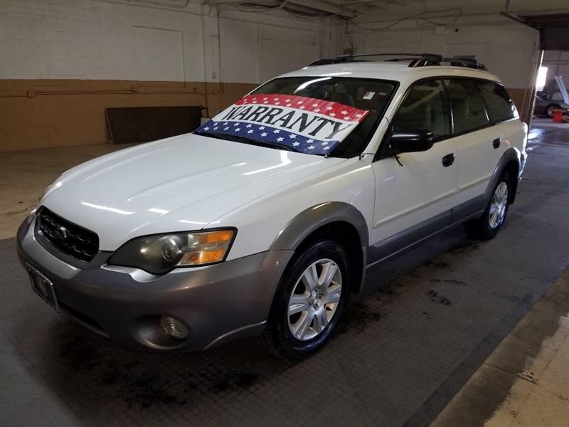 2005 Subaru Outback for sale at EDI Auto Sales in Glenview IL