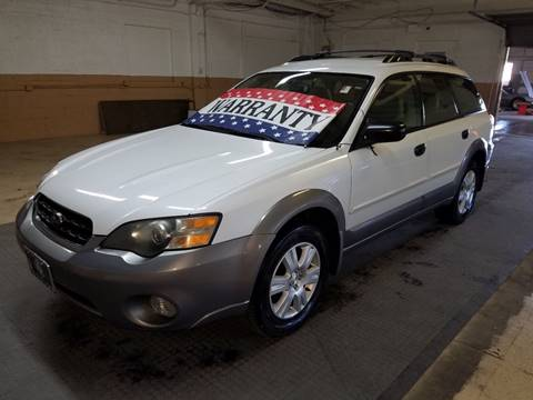 2005 Subaru Outback for sale at EDI Auto Sales in Glenview IL