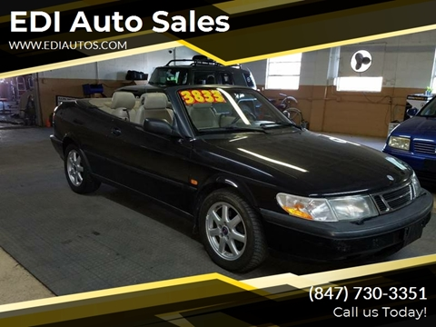 1997 Saab 900 for sale in Glenview, IL