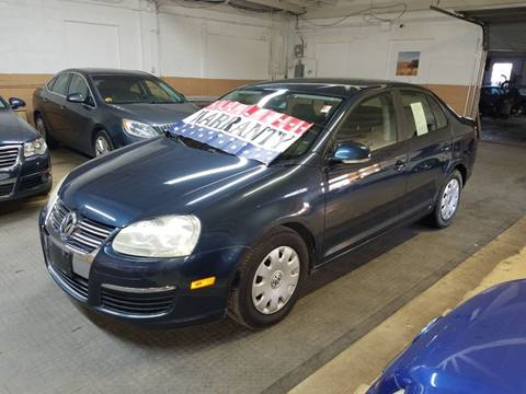 2006 Volkswagen Jetta for sale at EDI Auto Sales in Glenview IL