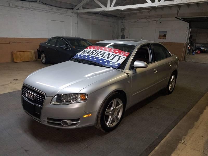 2007 Audi A4 for sale at EDI Auto Sales in Glenview IL