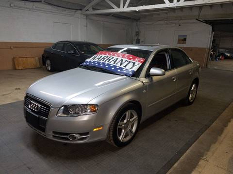 2007 Audi A4 for sale at EDI Auto Sales in Glenview IL