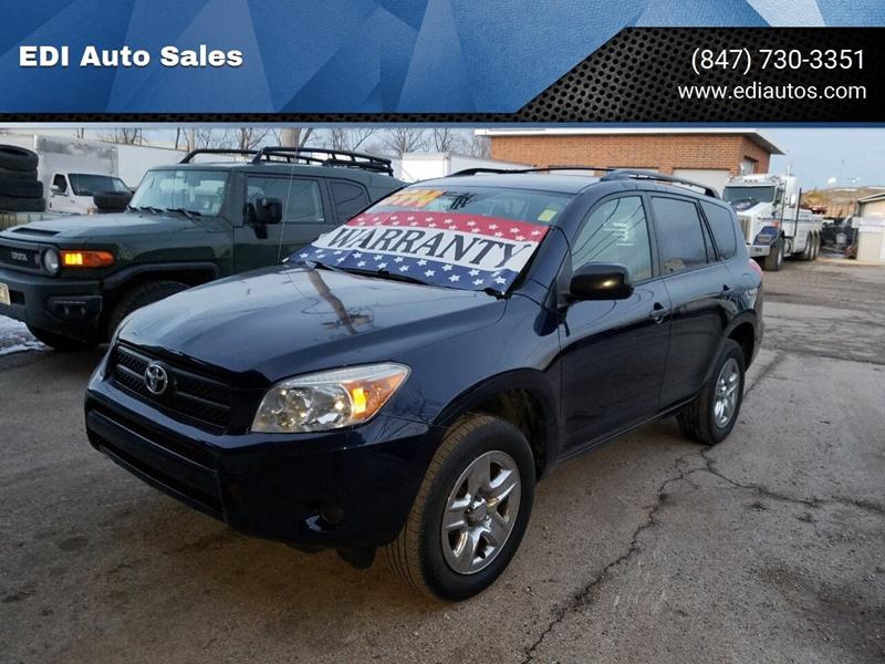 2006 Toyota RAV4 for sale at EDI Auto Sales in Glenview IL
