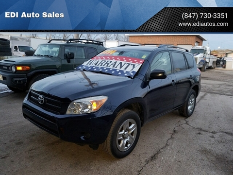 2006 Toyota RAV4 for sale at EDI Auto Sales in Glenview IL