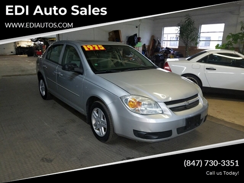 2006 Chevrolet Cobalt for sale at EDI Auto Sales in Glenview IL