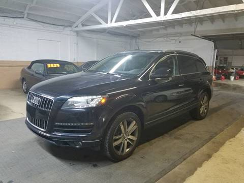 2011 Audi Q7 for sale at EDI Auto Sales in Glenview IL