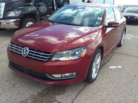 2015 Volkswagen Passat for sale at EDI Auto Sales in Glenview IL
