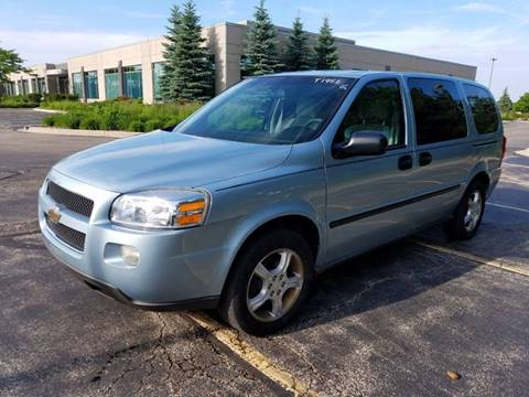 2007 Chevrolet Uplander for sale at EDI Auto Sales in Glenview IL