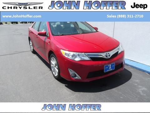 2012 Toyota Camry Hybrid for sale in Topeka, KS