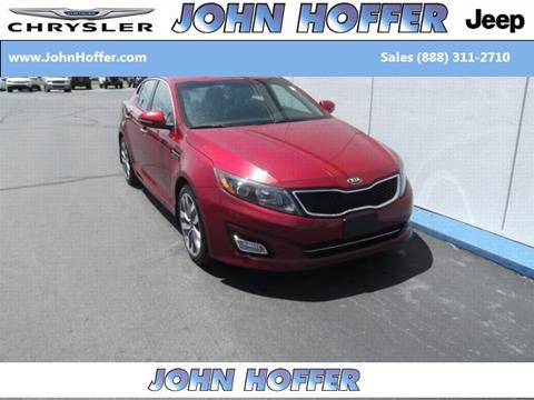 2014 Kia Optima for sale in Topeka KS