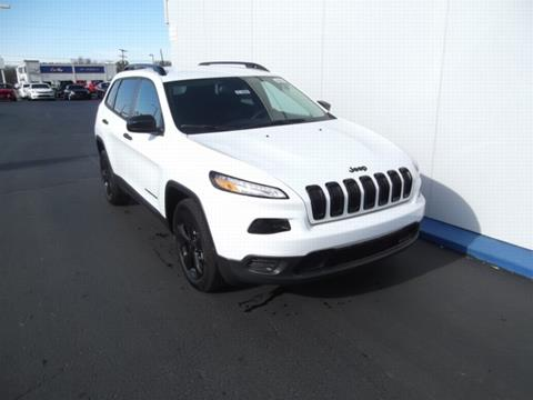 2017 Jeep Cherokee for sale in Topeka KS