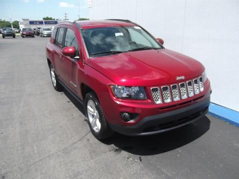 2016 Jeep Compass for sale in Topeka KS