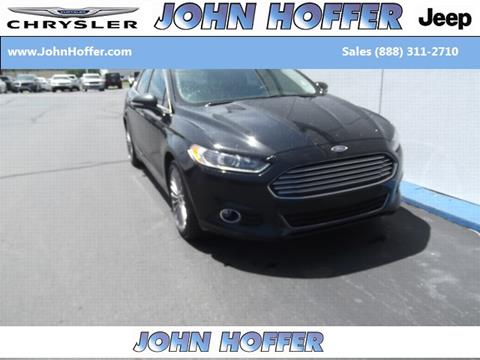 2014 Ford Fusion for sale in Topeka KS