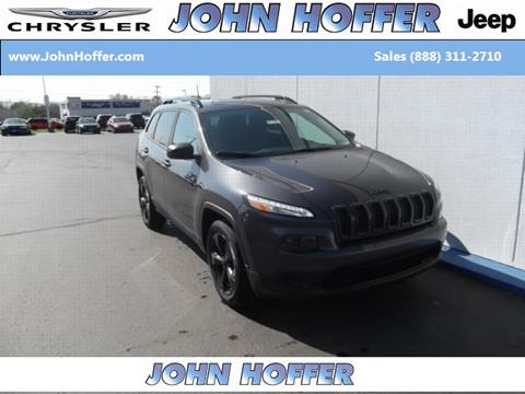 2017 Jeep Cherokee for sale in Topeka, KS