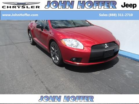 2012 Mitsubishi Eclipse Spyder for sale in Topeka KS