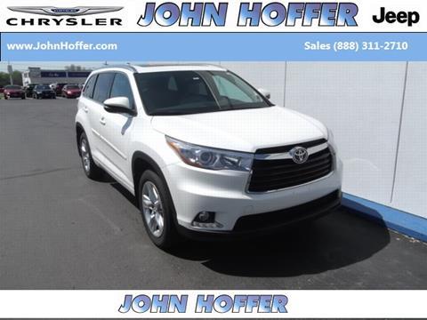 2015 Toyota Highlander for sale in Topeka, KS